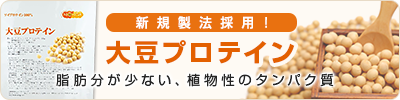 大豆プロテイン(国内製造)